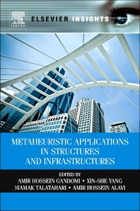 Cover image for Metaheuristic Applications in Structures and Infrastructures