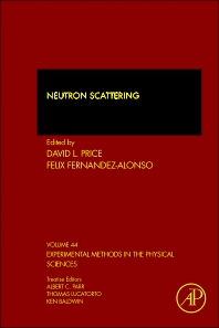 Neutron Scattering - 1st Edition - ISBN: 9780123983749, 9780123983855