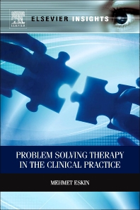 Cover image for Problem Solving Therapy in the Clinical Practice