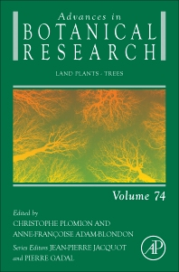 Cover image for Land Plants - Trees
