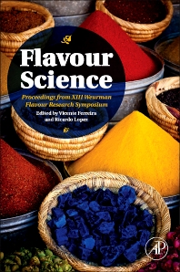 Flavour Science - 1st Edition - ISBN: 9780123985491, 9780124017245
