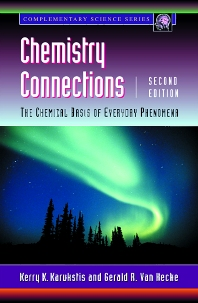 Cover image for Chemistry Connections