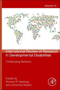Challenging Behavior, 1st Edition,Richard Hastings,Johannes Rojahn,ISBN9780124016620