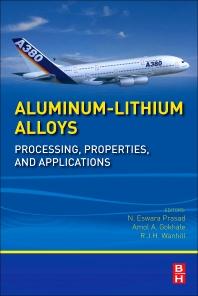 Cover image for Aluminum-Lithium Alloys