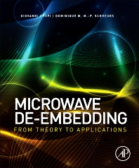 Cover image for Microwave De-embedding