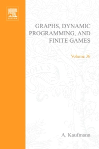 Cover image for Graphs, Dynamic Programming and Finite Games