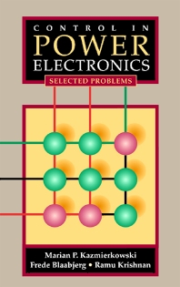 Cover image for Control in Power Electronics