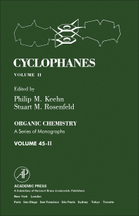 Cyclophanes - 1st Edition - ISBN: 9780124030022, 9781483269474