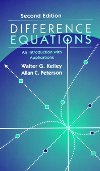 Difference Equations, 2nd Edition,Walter Kelley,Allan Peterson,ISBN9780124033306