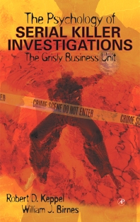 Cover image for The Psychology of Serial Killer Investigations