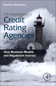 Cover image for The Independence of Credit Rating Agencies