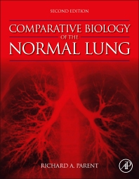 Cover image for Comparative Biology of the Normal Lung