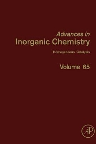 Advances in Inorganic Chemistry, 1st Edition,Rudi van Eldik,Colin Hubbard,ISBN9780124045828