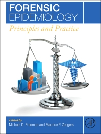 Cover image for Forensic Epidemiology