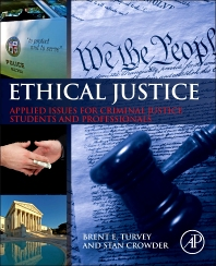 Cover image for Ethical Justice