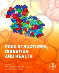 Cover image for Food Structures, Digestion and Health