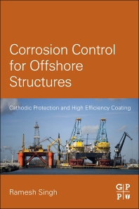 Cover image for Corrosion Control for Offshore Structures