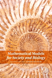 Cover image for Mathematical Models for Society and Biology