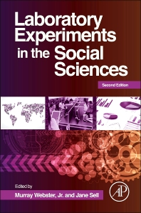 Laboratory Experiments in the Social Sciences, 2nd Edition,Murray Webster,Jane Sell,ISBN9780124046818