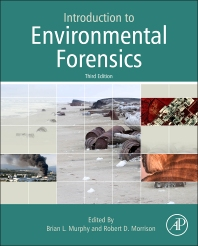 Cover image for Introduction to Environmental Forensics