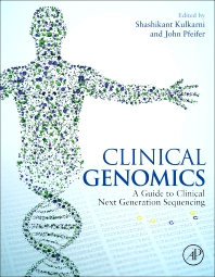 Cover image for Clinical Genomics