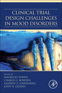 Cover image for Clinical Trial Design Challenges in Mood Disorders