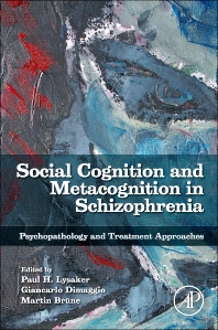 Cover image for Social Cognition and Metacognition in Schizophrenia