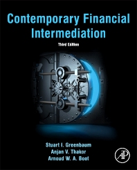 cover of Contemporary Financial Intermediation - 3rd Edition