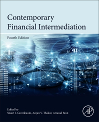 cover of Contemporary Financial Intermediation - 4th Edition