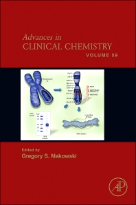 Advances in Clinical Chemistry, 1st Edition,Gregory Makowski,ISBN9780124052116