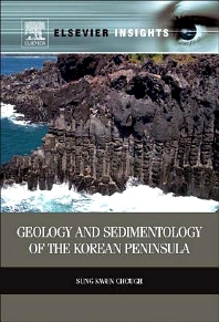 Cover image for Geology and Sedimentology of the Korean Peninsula