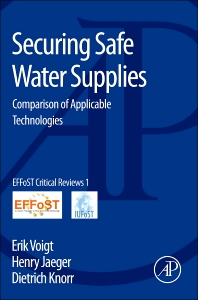 Securing Safe Water Supplies - 1st Edition - ISBN: 9780124058866, 9780124059115