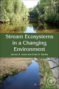 Cover image for Stream Ecosystems in a Changing Environment