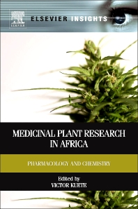 Cover image for Medicinal Plant Research in Africa