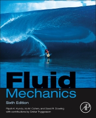 Fluid Mechanics, 6th Edition,Pijush Kundu,Ira Cohen,David Dowling,ISBN9780124059351