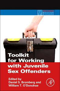 Cover image for Toolkit for Working with Juvenile Sex Offenders