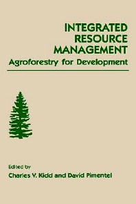 Integrated Resource Management, 1st Edition,Charles Kidd,David Pimental,ISBN9780124064102