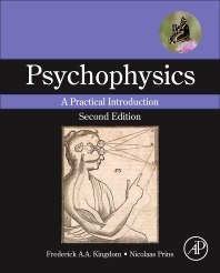 Psychophysics, 2nd Edition,Frederick Kingdom,Nicolaas Prins,ISBN9780124071568