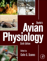 Cover image for Sturkie's Avian Physiology