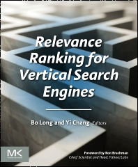 Cover image for Relevance Ranking for Vertical Search Engines