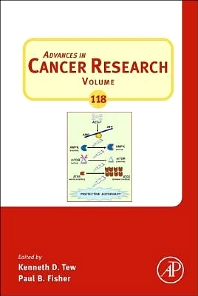Advances in Cancer Research, 1st Edition,Kenneth Tew,Paul Fisher,ISBN9780124071735