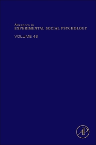 Advances in Experimental Social Psychology, 1st Edition,Mark Zanna,James Olson,ISBN9780124071889