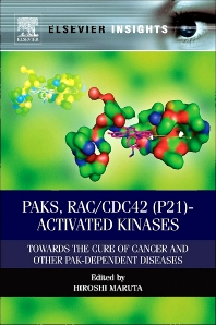 Cover image for PAKs, RAC/CDC42 (p21)-activated Kinases