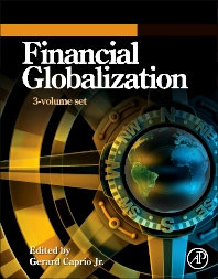 Handbooks in Financial Globalization: 3-Volume SET, 1st Edition,Gerard Caprio,ISBN9780124072268