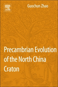 Cover image for Precambrian Evolution of the North China Craton