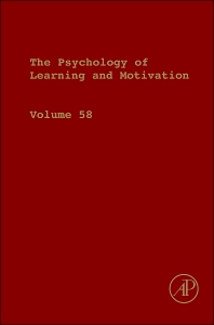 The Psychology of Learning and Motivation - 1st Edition - ISBN: 9780124072374, 9780124072497