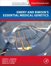 Cover image for Emery and Rimoin's Essential Medical Genetics
