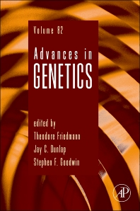 Advances in Genetics, 1st Edition,Theodore Friedmann,Jay Dunlap,Stephen F. Goodwin,ISBN9780124076761