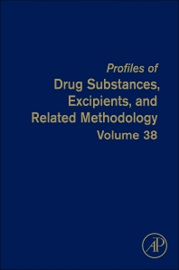 Profiles of Drug Substances, Excipients and Related Methodology, 1st Edition,Harry Brittain,ISBN9780124076914