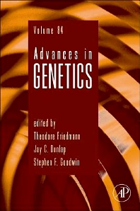 Advances in Genetics, 1st Edition,Theodore Friedmann,Jay Dunlap,Stephen F. Goodwin,ISBN9780124077034
